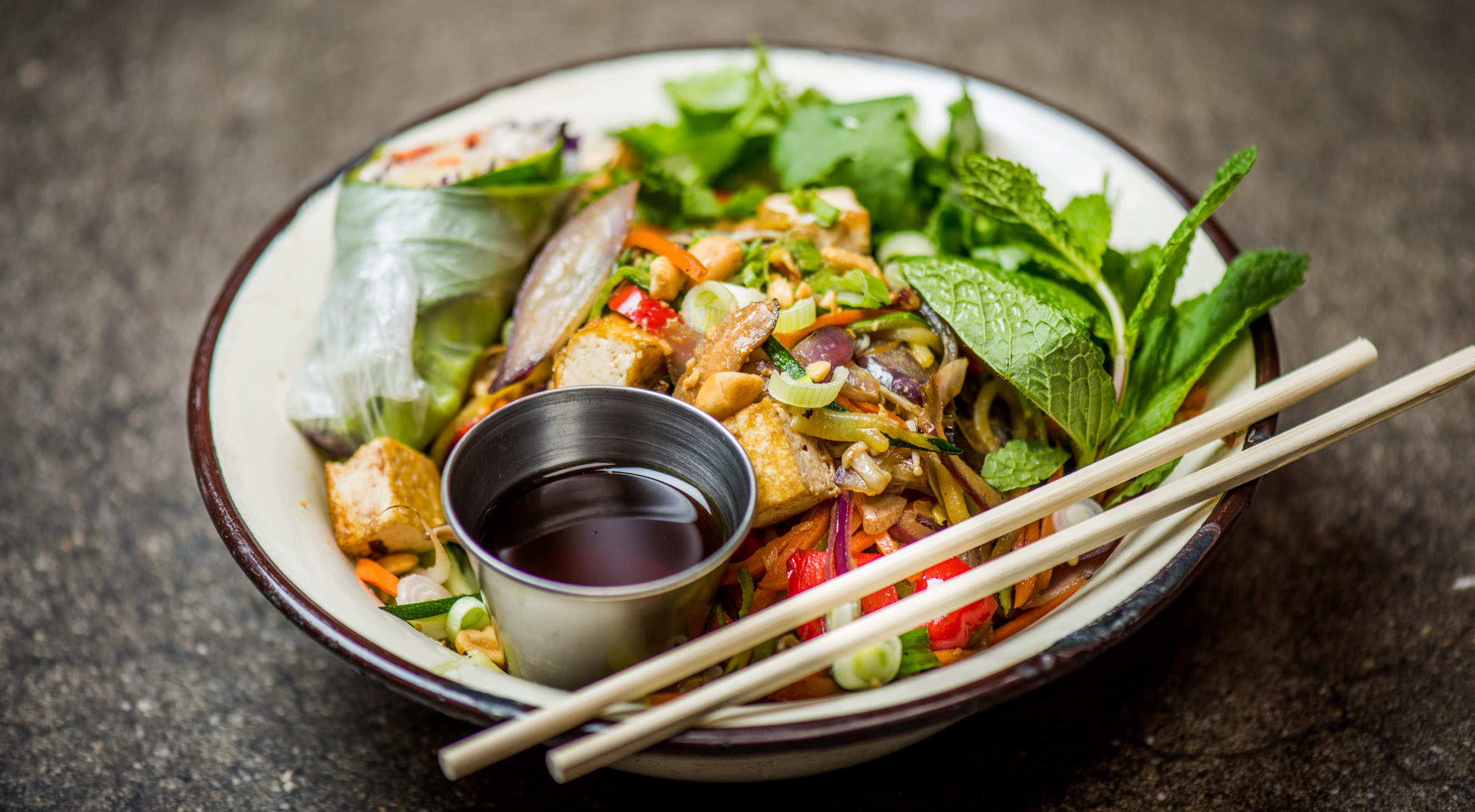 Two-Course Menu for 2 Persons at BòCàPhê – Taste the Amazing Vietnamese Kitchen in Soho
