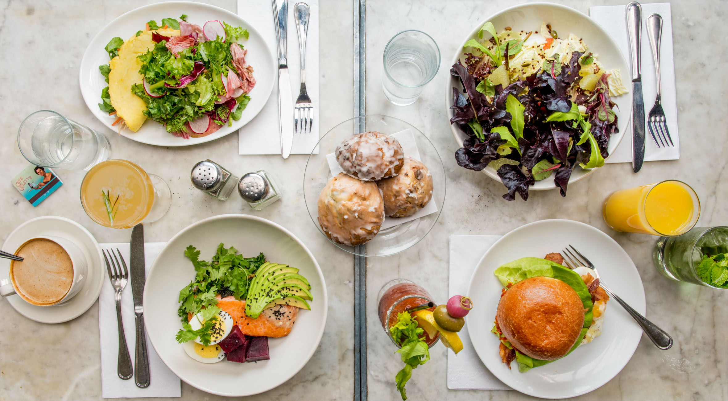 $40 Towards Whatever You Like at Cafe Colette – Enjoy Everything from Breakfast to Brunch, Dinner and Cocktails
