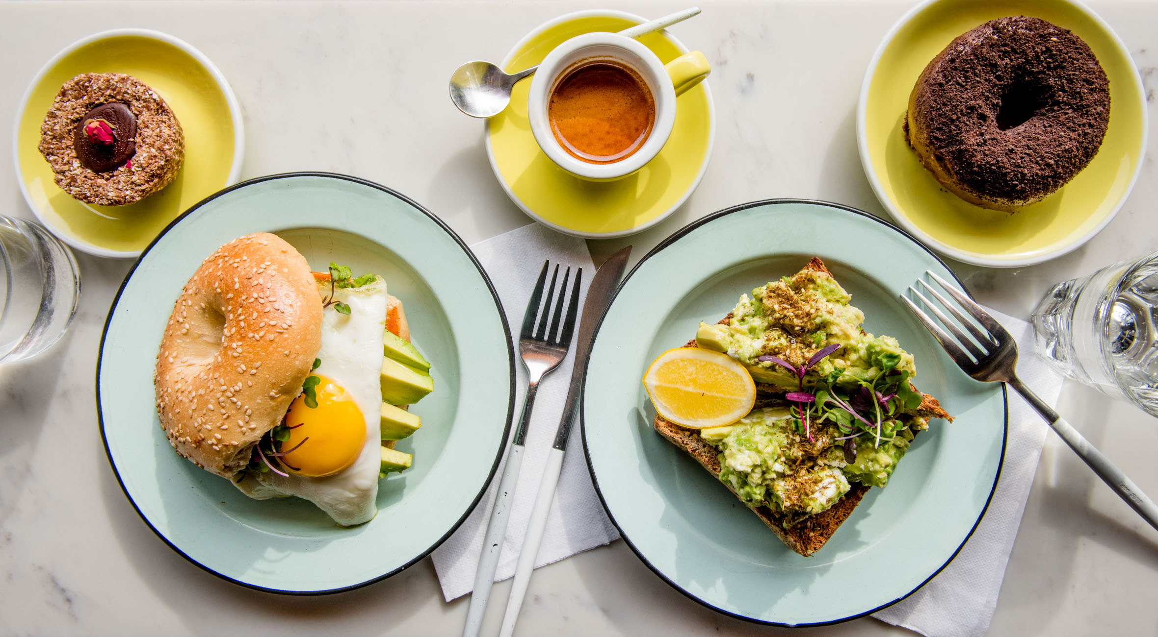 $20 Towards Whatever You Like at Three Seat Espresso – From Avocado Toasts to Vanilla Oats, Cakes, Golden Lattes etc.