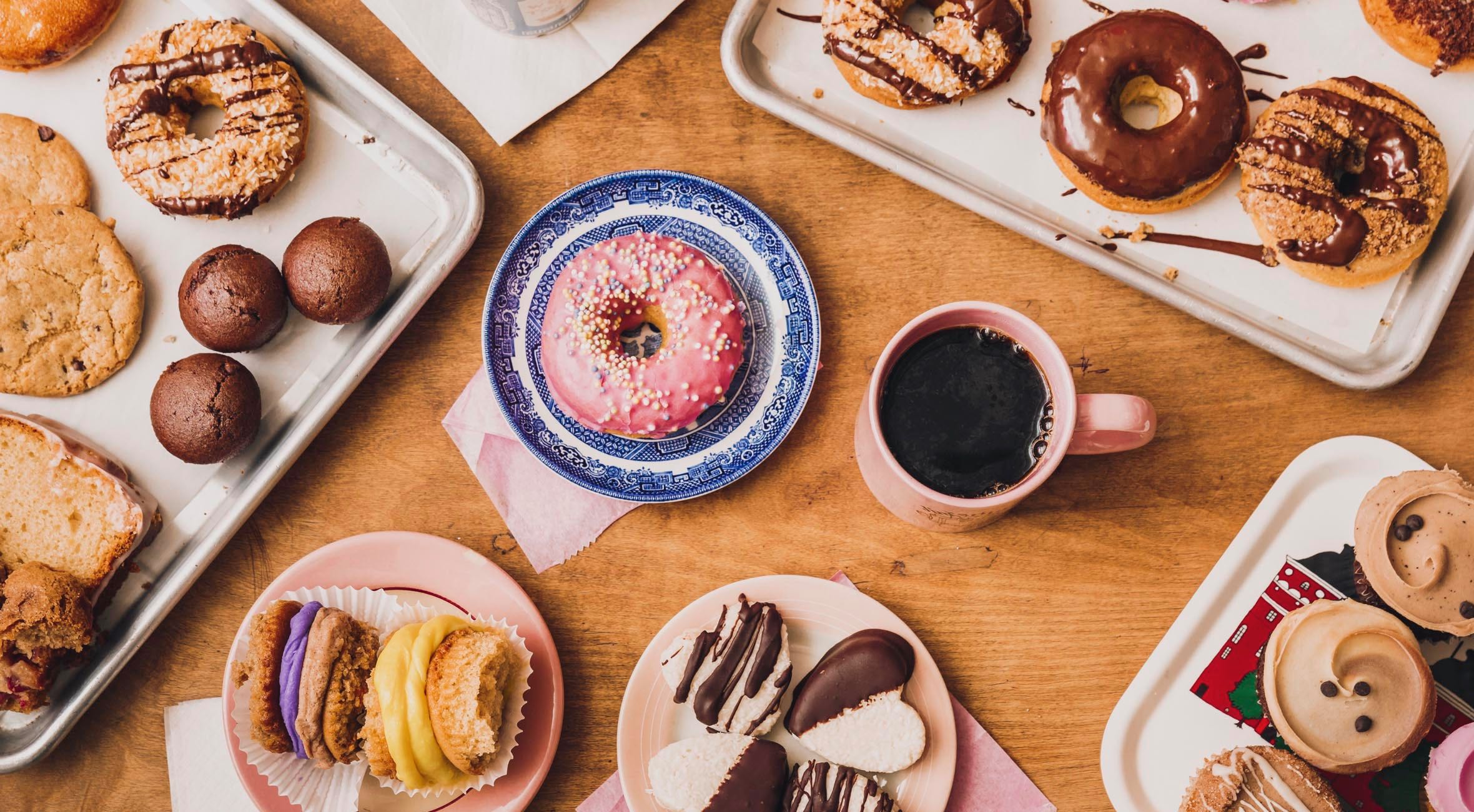 Choose Whatever You Like at Erin McKenna's Bakery – America's Leading Gluten-Free and Vegan Bakery