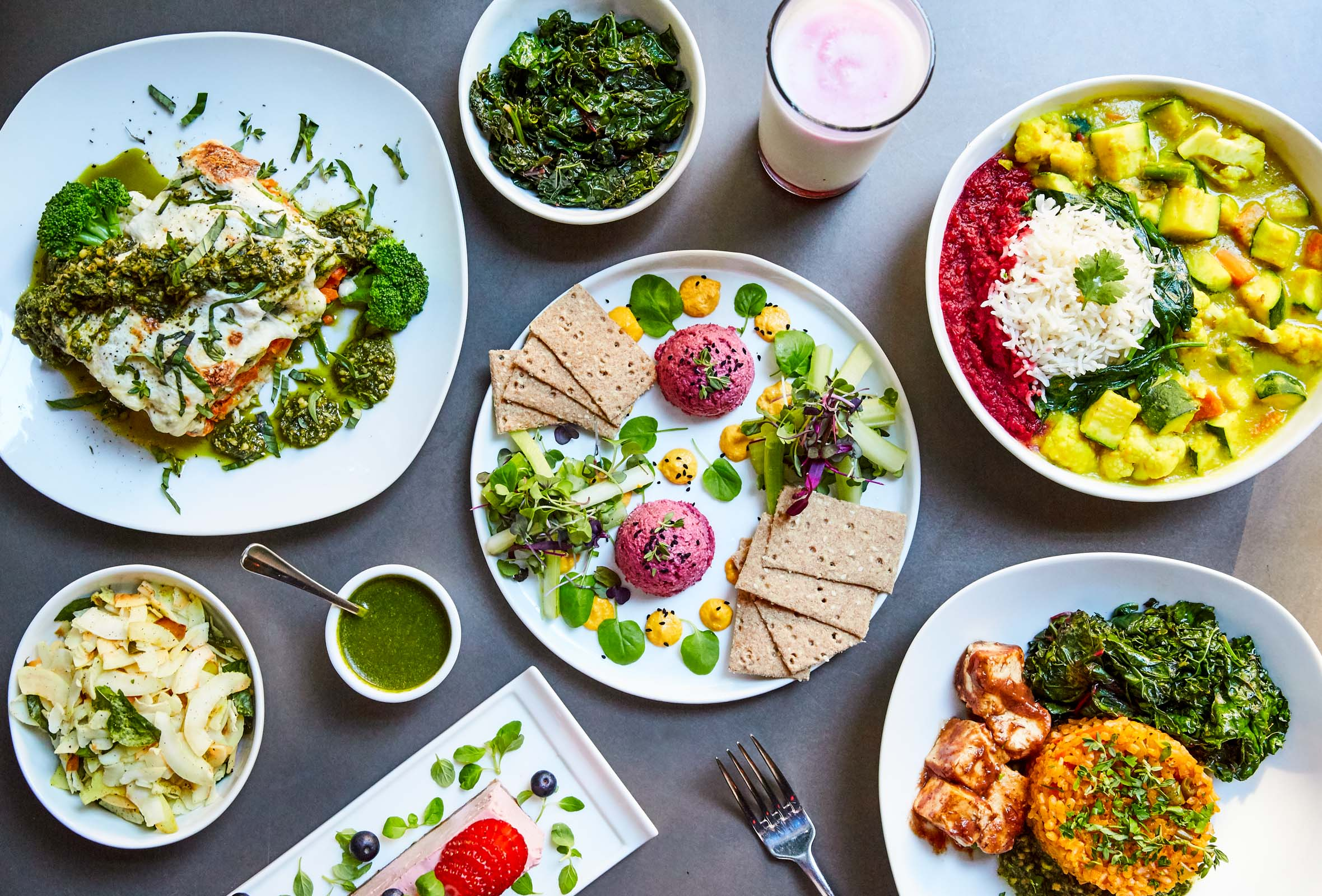 Choose Whatever You Like at Divya's Kitchen – From Brunch to Healthy Lunch and 3-Course Dinner