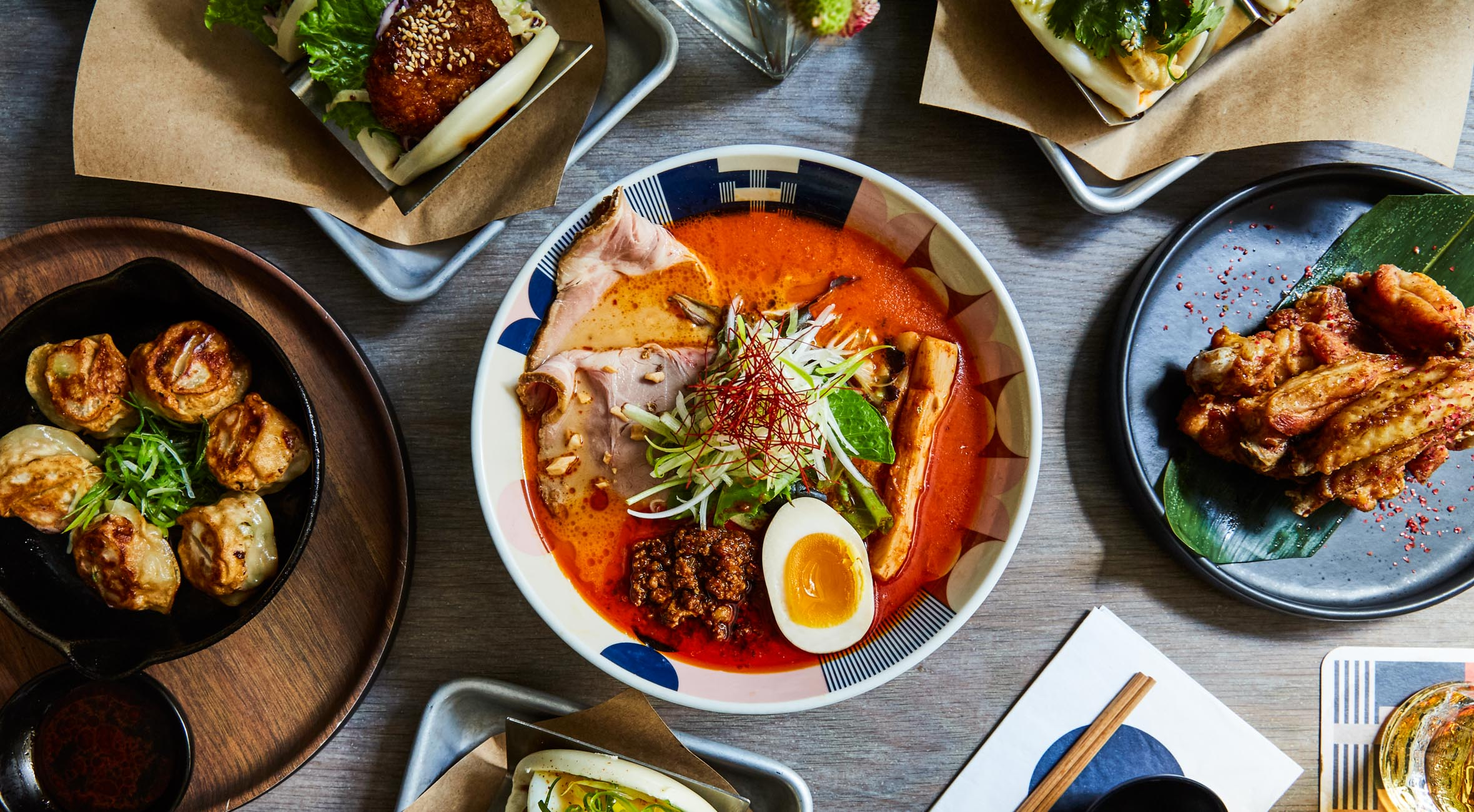 Two-Course Menu at Tonchin – One of Last Year's Most Anticipated Restaurant Openings