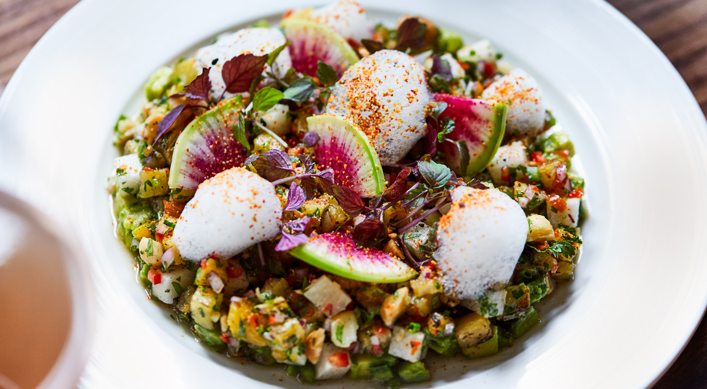 3-Course Menu at Michelin-Recommended Avant Garden – Vegan Fine Dining Restaurant Branches out to Williamsburg