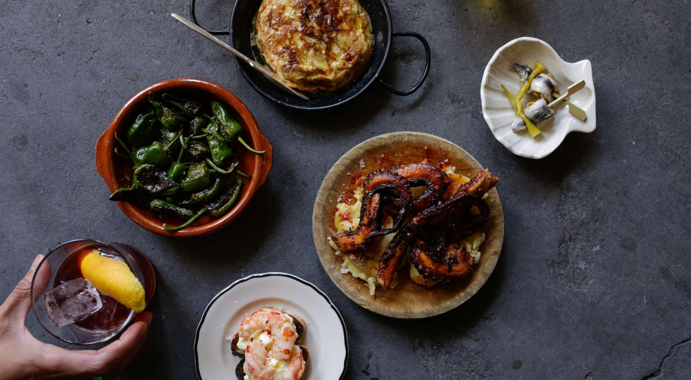 Chef's Menu at Huertas in East Village – Top-Notch Spanish Cuisine Recommended by Michelin
