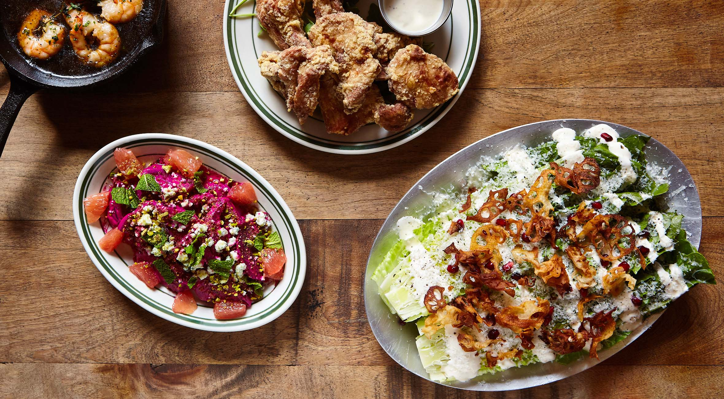 3-Course Menu at Trad Room in Bed-Stuy – One of Brooklyn's Best New Restaurants