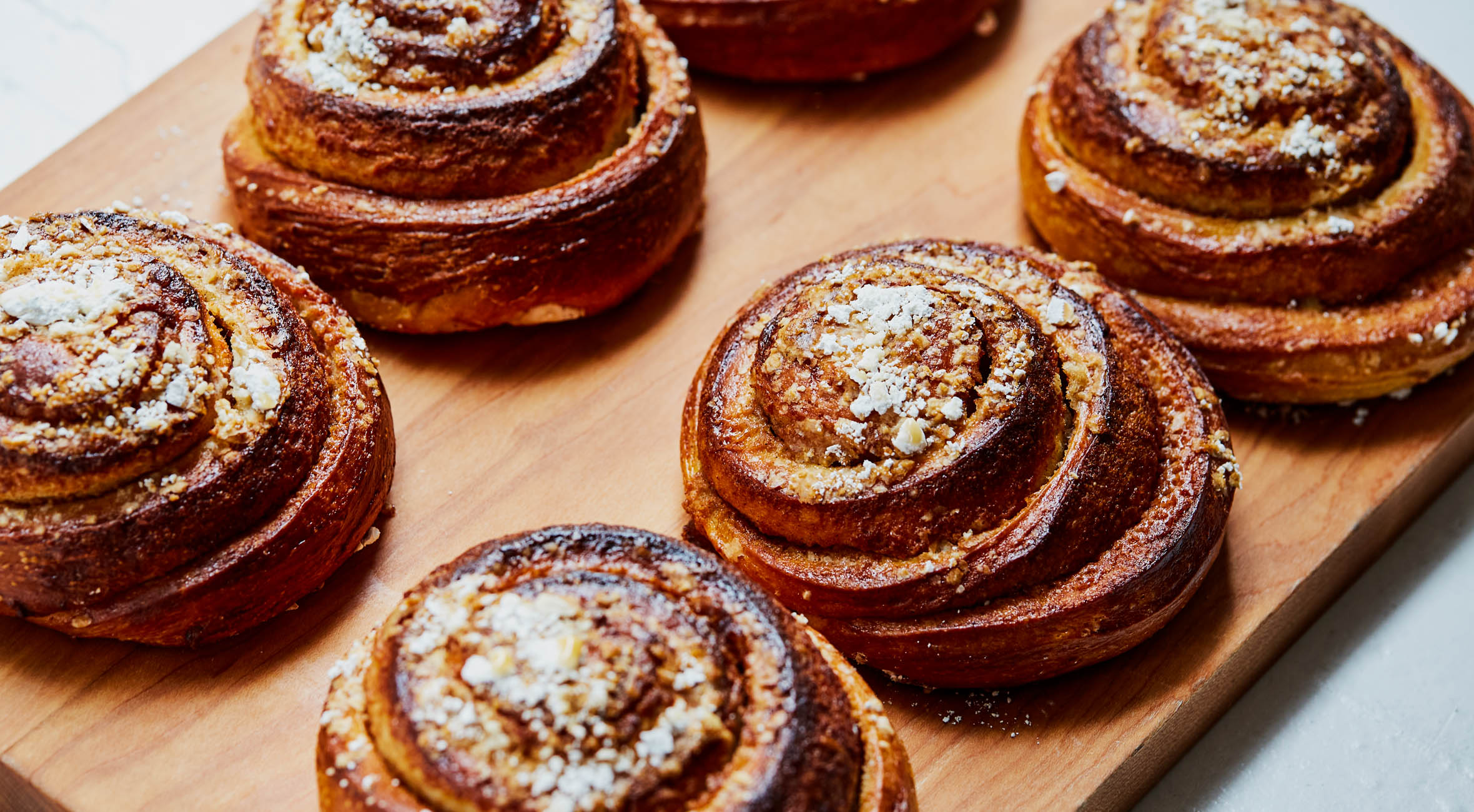 Choose Whatever You Like at Nick + Sons – From Handmade Croissants to Cinnamon Rolls, Sourdough Bread and Coffee