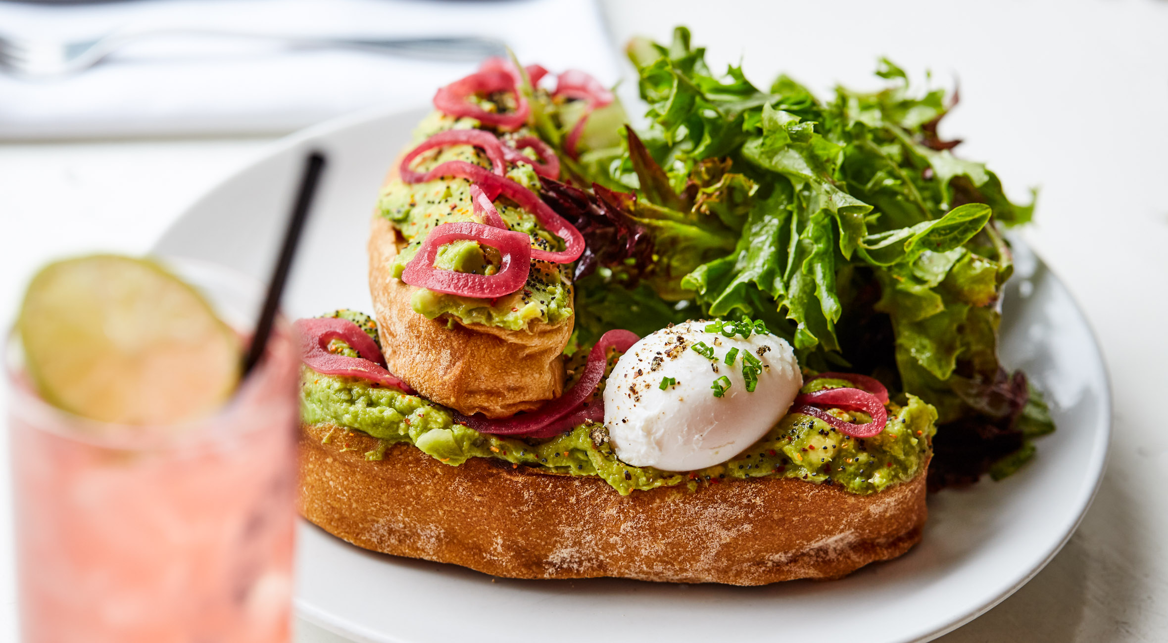 Choose Whatever You Like at Esme – Greenpoint Darling Serves Everything from Brunch to Lunch and Dinner