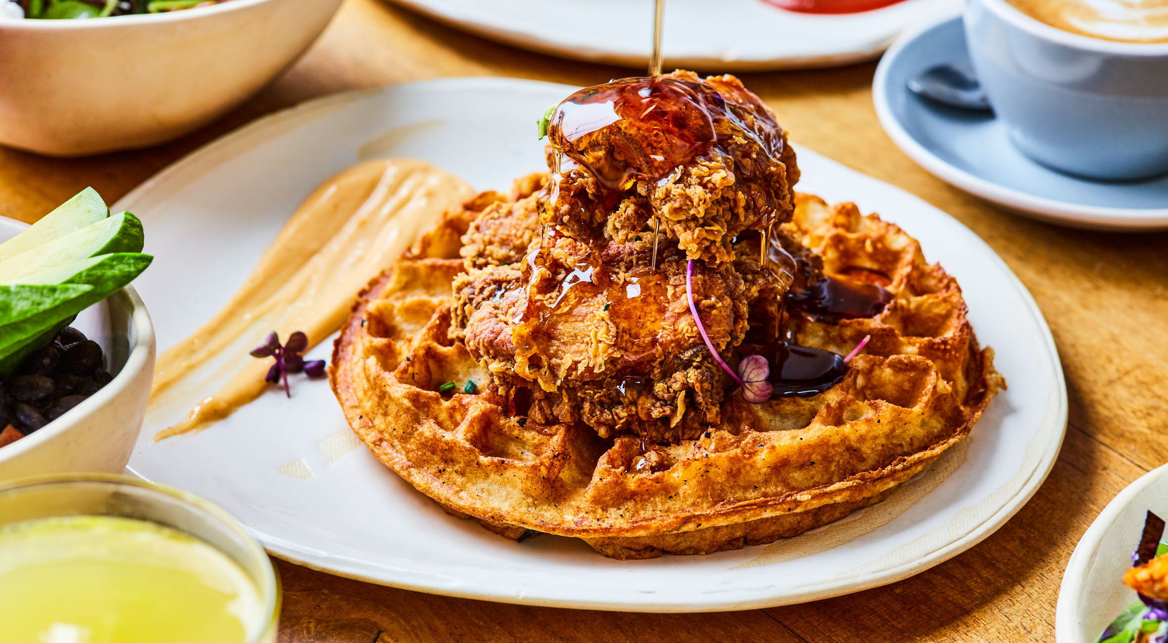 Pick Whatever You Like at AP Cafe – Hip Bushwick Cafe is a Must Try for Every Brunch and Lunch Loving New Yorker
