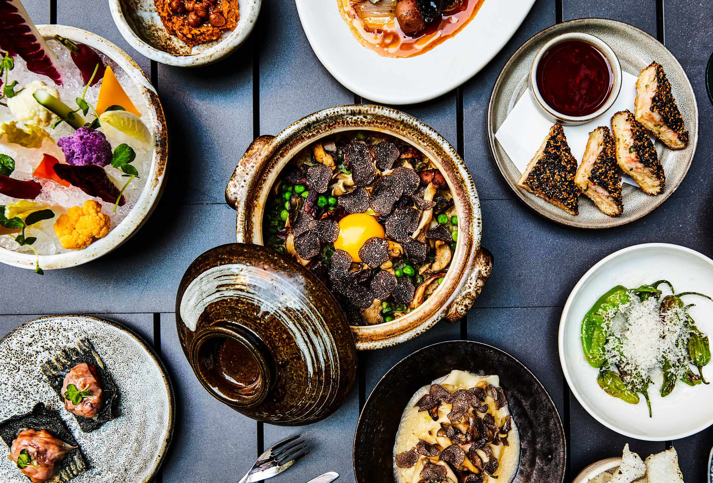 6-Course Tasting Menu at Hortus in NoMad – Per Se and Blanca Alums Reinvent Modern Asian Fine Dining