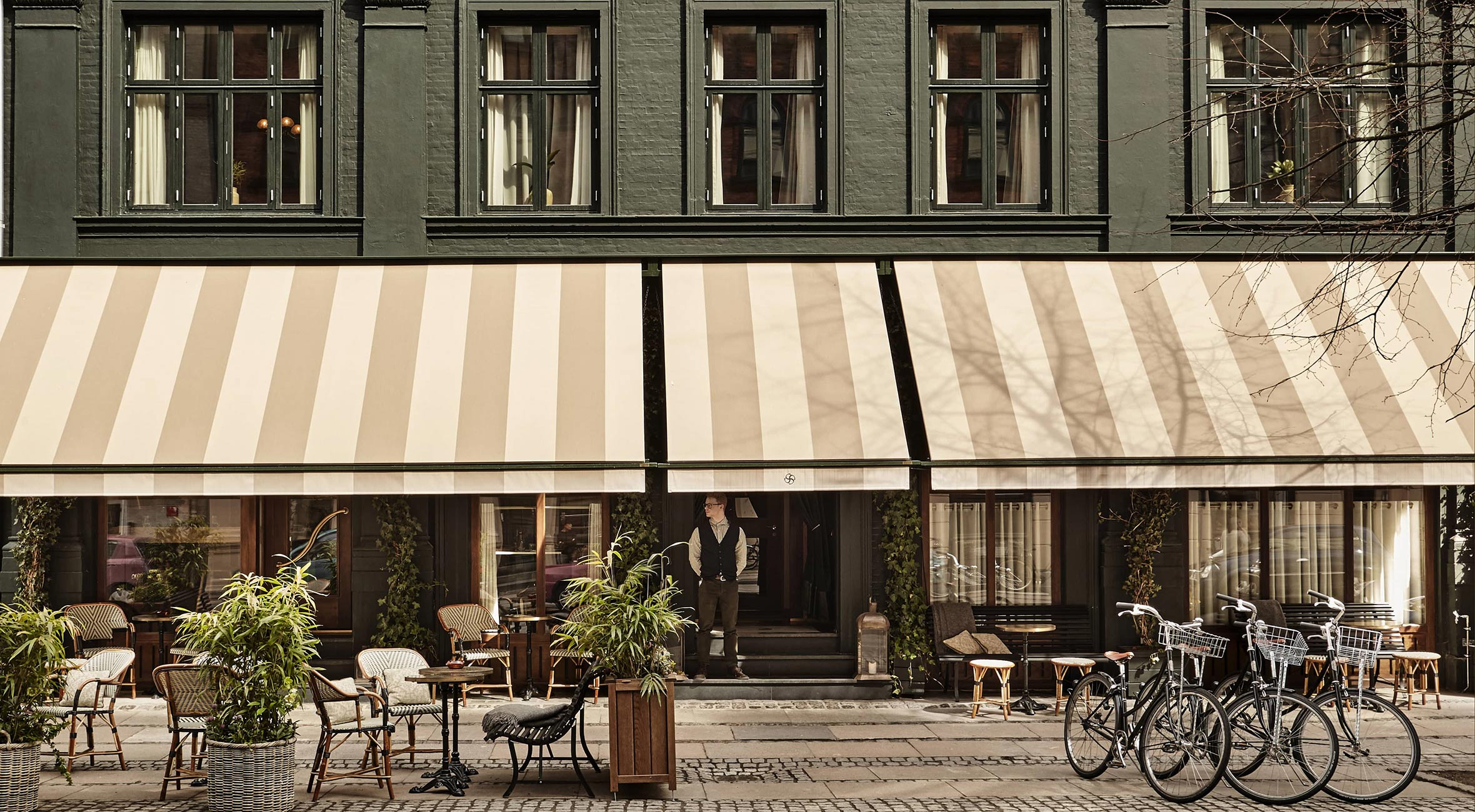 Luxury Stay for 2 People at Hotel Sanders in Copenhagen, Denmark – Named One of the Best Hotels in the World